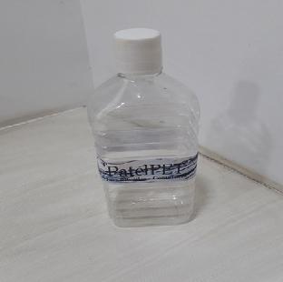 Water Bottle 1ltr Transparent PEARLPET Per Pc
