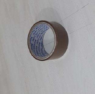 Brown Tape Sf20008 48 Mm 2 Inch X 50 M REGIONAL Per Pc