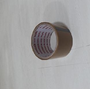 Brown Tape Sf20010 72 Mm 3 Inch X 50 M REGIONAL Per Pc