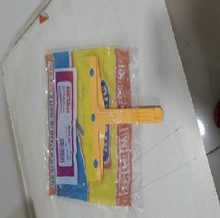 Table Wiper 6 Inch Plastic Handle