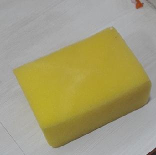 Sponge Yellow