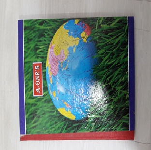 Long Note Book 200 Pages REGIONAL