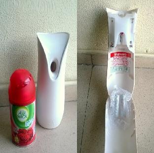 Airwick Freshmetic Automatic Spray with Machine