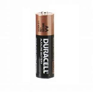 Batteries DURACELL Alkaline AA
