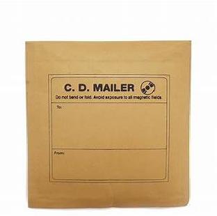 CD - Mailer