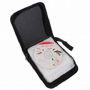 CD Holder/Album 40 Pocket