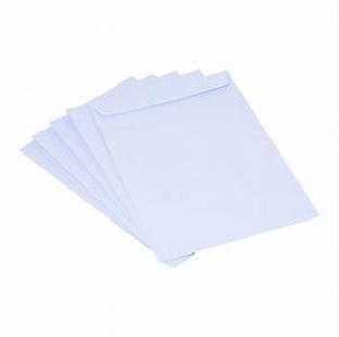 Envelopes Cloth 9 X12 (1/8 size) Regional