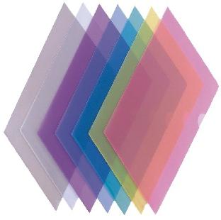 Folder - Plastic Folders A4 L Type Transparent Regional