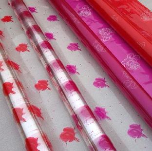 Gift Packing Sheet Plastic Regional