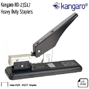 Kangaro Heavy Duty Stapler 23S17