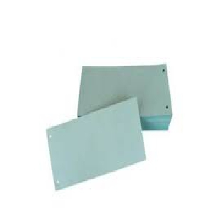 Regional Cardboard File Divider 1*8Of 50sheet