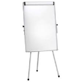 Regional Flip Chart Board With Stand