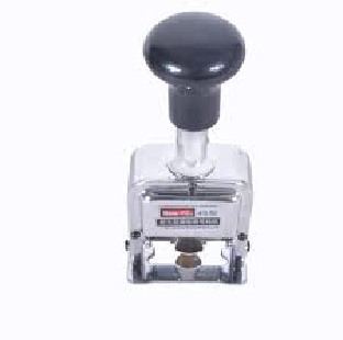 Regional Numbering Machine 12 Digit