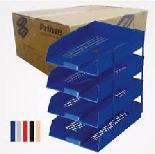 Regional Paper Tray Plastic Set Of 4