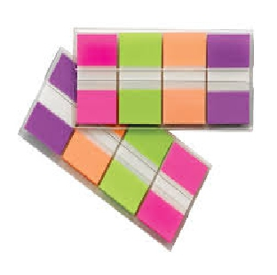 Regional Post It Flags