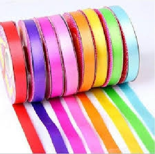 Regional Satin Ribbon 0.5""
