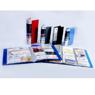 Regional Visiting Card Holder 640 cards