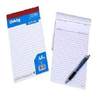 Writing Pad 1/4, 40 Page