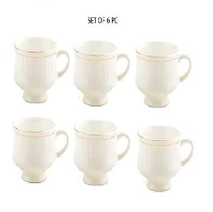 Tea Cups Set Of 6 Pic REGIONAL