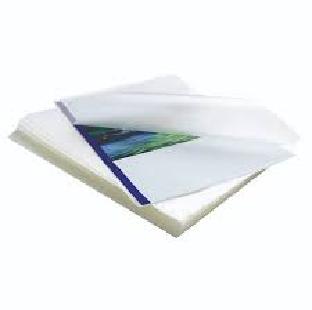 Transparent Sheets- 175 Micron Dishmatt 100 Sheet