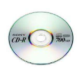 CD-R PER PC