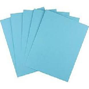 CHART PAPER BLUE PER SHEET