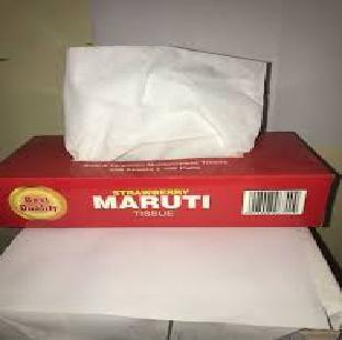MARUTI  TISSUE BOX PER BOX