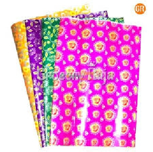 GIFT WRAPPING PAPER PER SHEET