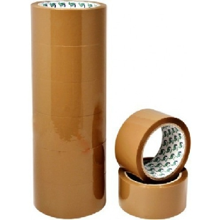 Brown Tape, 48 MM (2 Inch) x 50 M