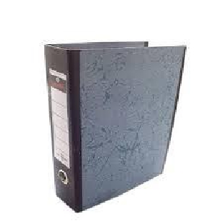 Cardboard Index Box File with Kangaroo Clip F/S