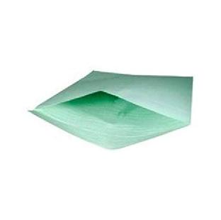 "Cloth-Lined Envelopes, Green, 12"" X 10"", 50 Pc/Pk"