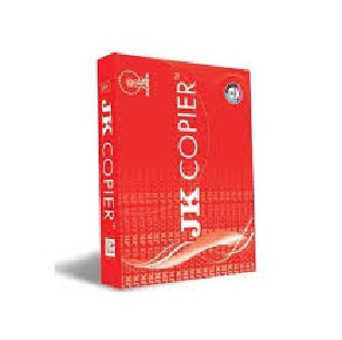 Copier Paper, 75 GSM, A3, White, 500 Sheets/Ream, Jk