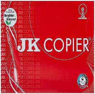 Copier Paper, 75 GSM, FS, White, 500 Sheets/Ream, JK
