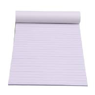 Eco Notepad  1/4 40 Sheets 1Piece - A4