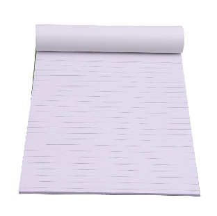 Eco Notepad  1/8 40 Sheets 1Piece - A5
