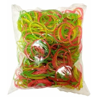 Rubber Bands, 2 Inch, 500 G / Pack