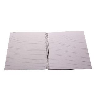 Wiro Notebook A5, 100Pgs, 60Gsm - 1/8
