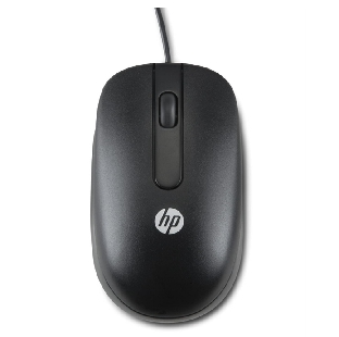 HP USB Optional Mouse