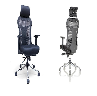 Oracle 01: High Back Chair