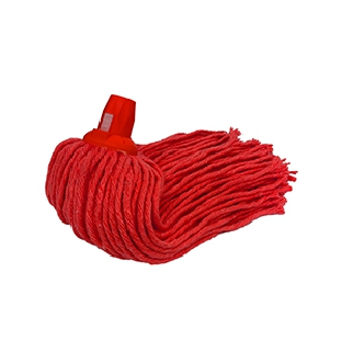 Round Wet Mop (Red)