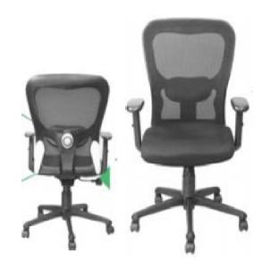 Kranet 02 Medium Back Chair