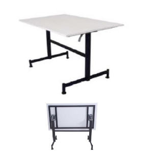 T Fold 02 Folding Table(1000Mm X 800Mm X 750Mm)
