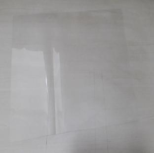 L Folder A4 Transparent Sf 30001 Natural Color 20 Pcs/Pk REGIONAL Per Pkt