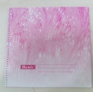 Note Book Spiral A4 A-ONE Per Pc