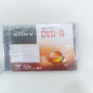 DVD R Record Storage 4.7GB MOSERBAER Per Pc